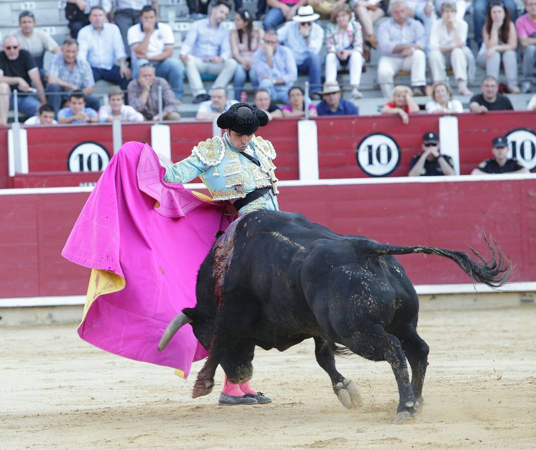 Perera, en Albacete