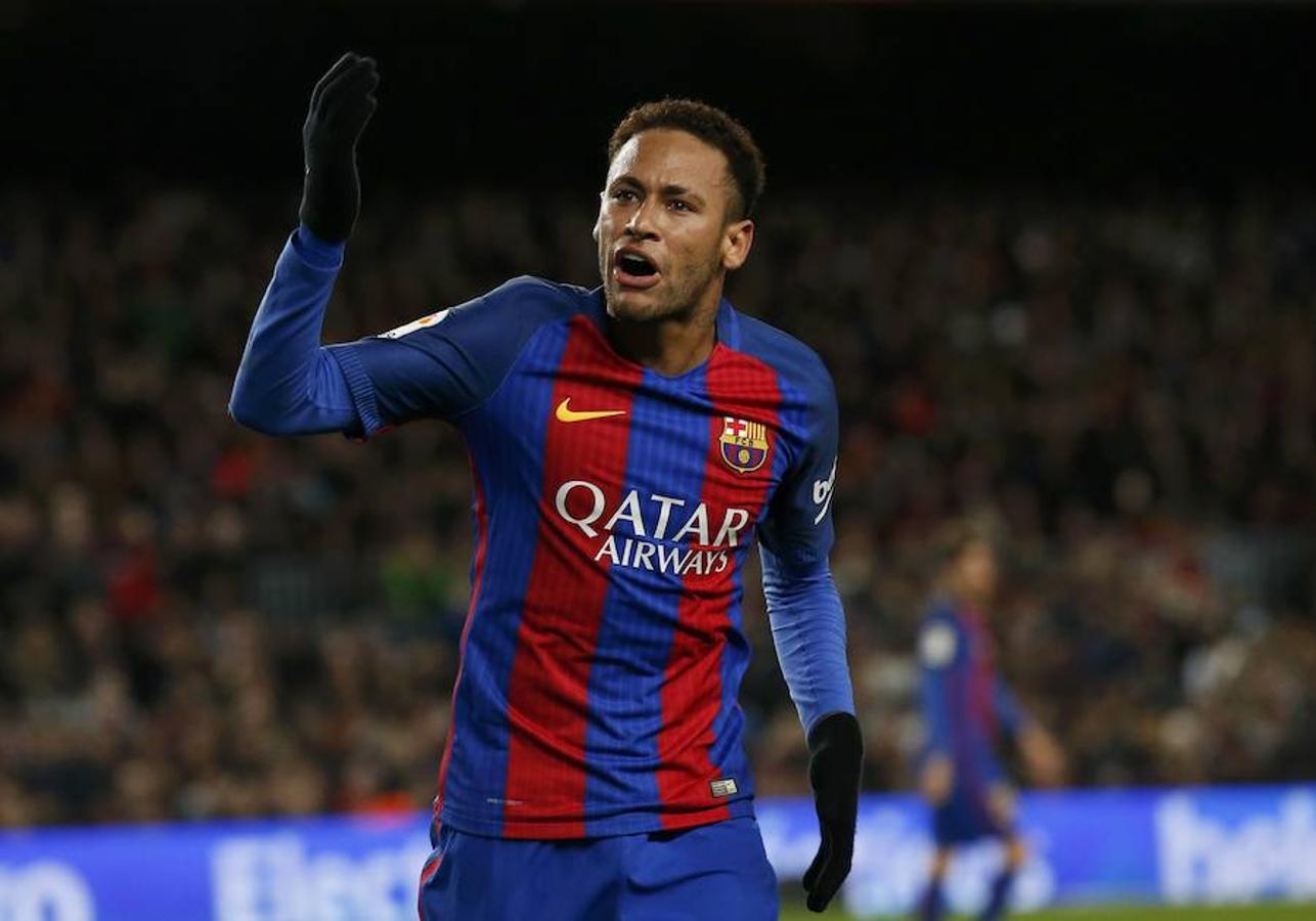 Neymar (Barcelona) - 246,8 millones de euros