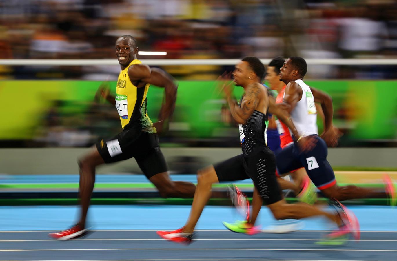 3er premio individual. «Rio's Golden Smile», de Kai Oliver Pfaffenbach (Thomson Reuters)