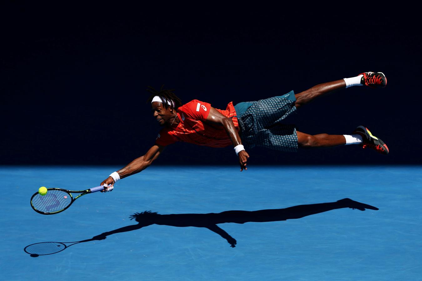2º premio individual. «The dive», Cameron Spencer (Getty Images)