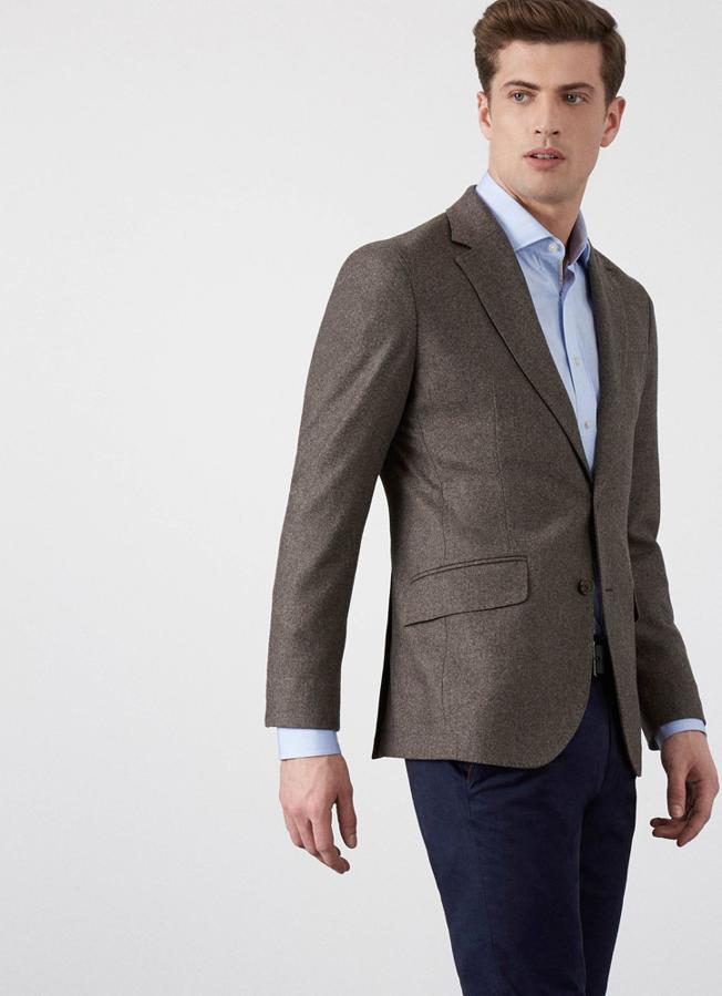 Moda para él: chaquetas de entretiempo