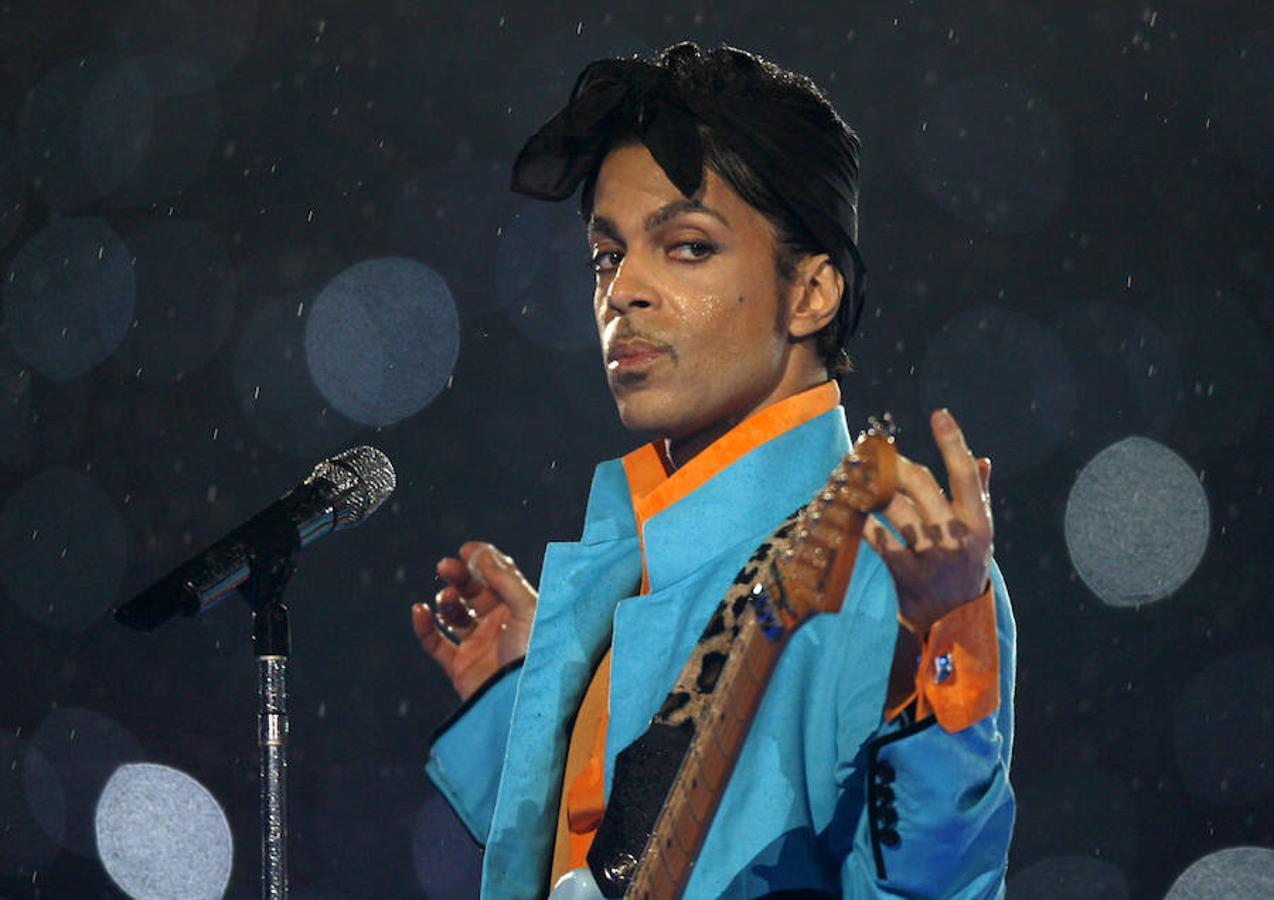 La vida de Prince, en imágenes
