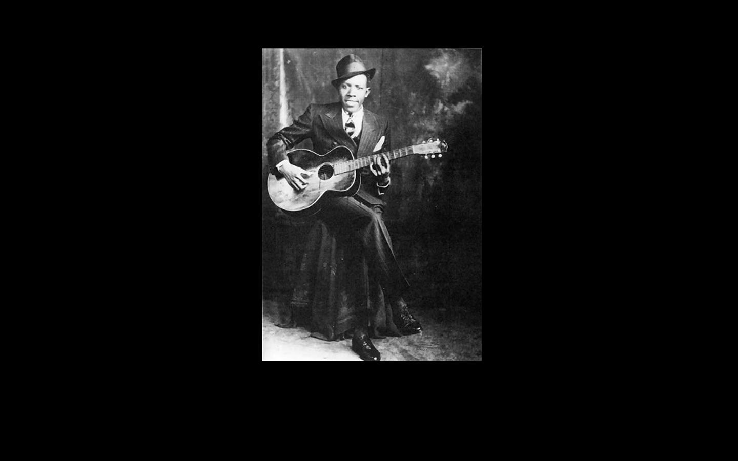 Robert Johnson, uno de los primeros padres del rock and roll
