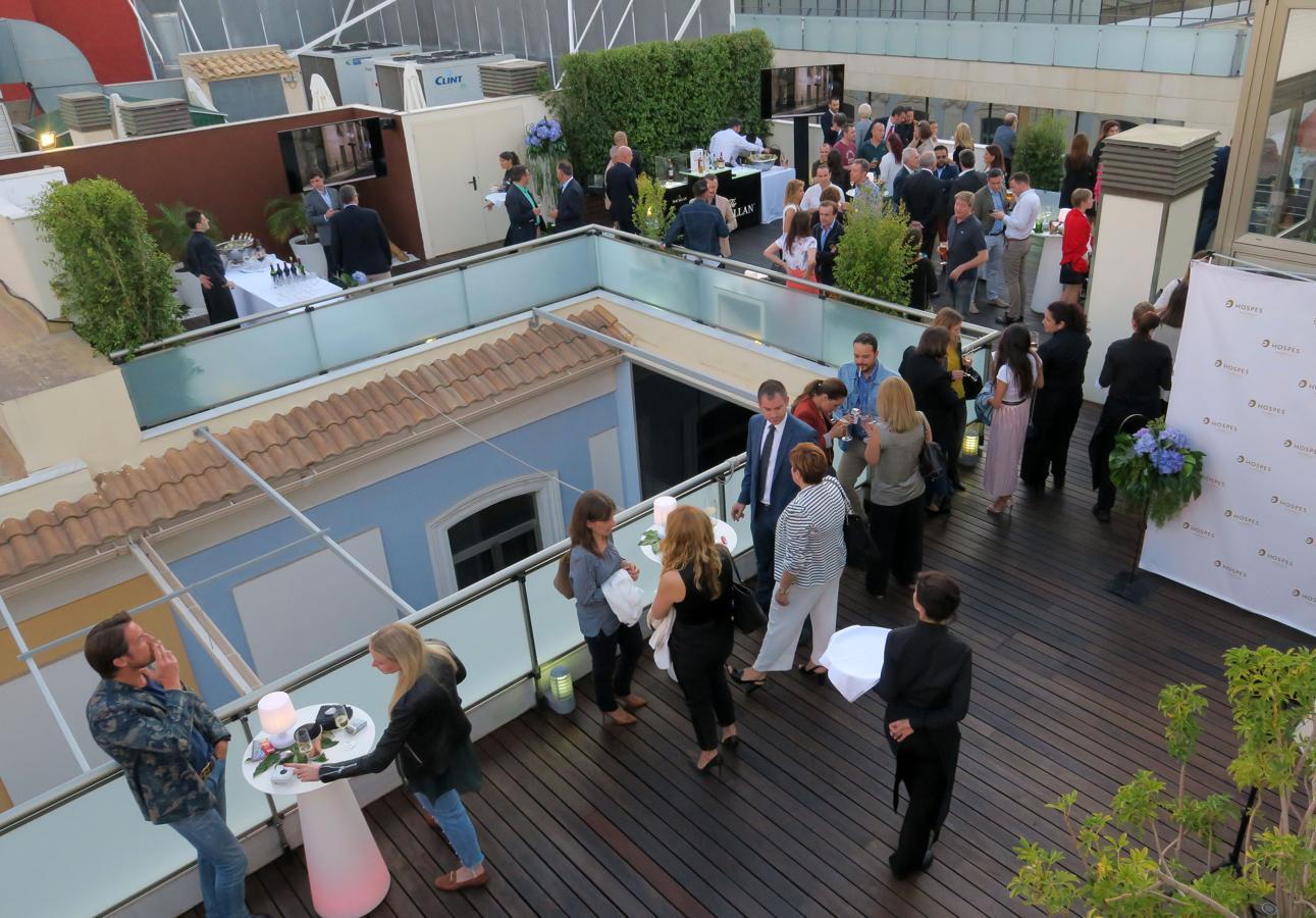 Terrazas de verano en Alicante: Hotel Hospes Amérigo