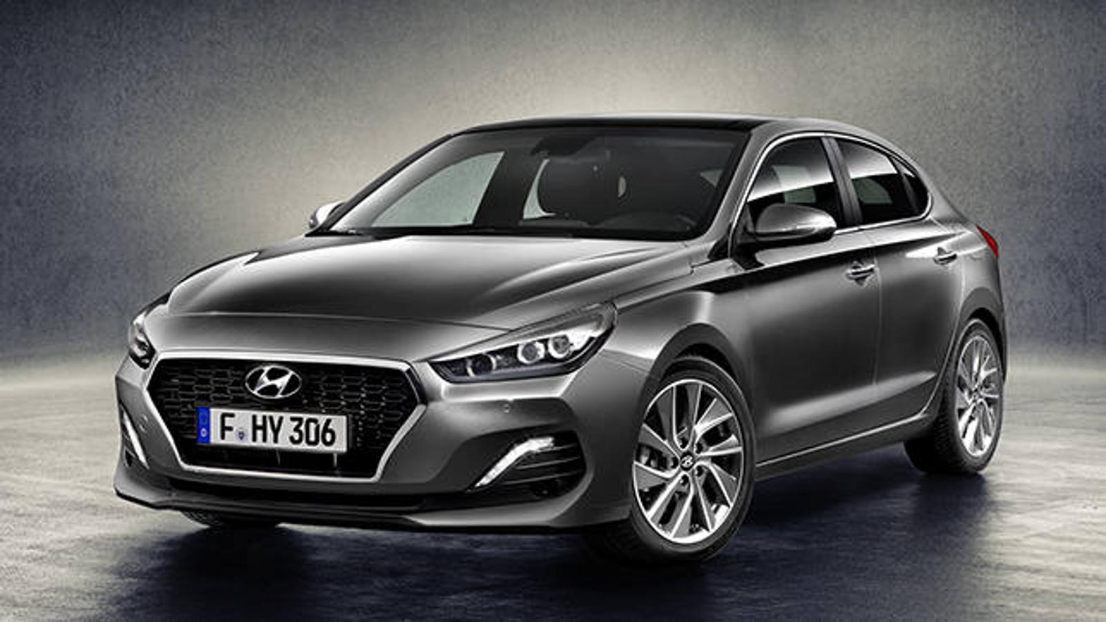 Nuevo Hyundai i30 Fastback, el último coupé