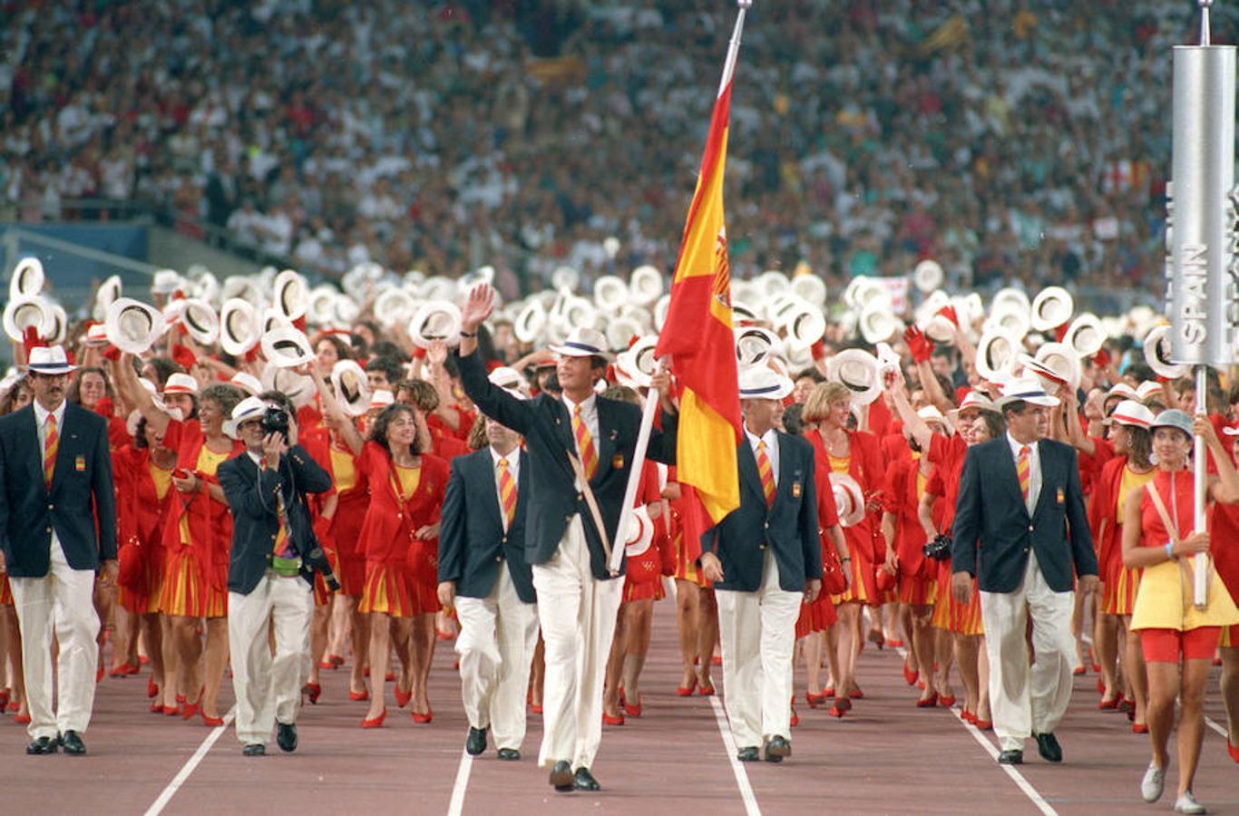 25 Imagenes Para El 25 Aniversario De Barcelona 92