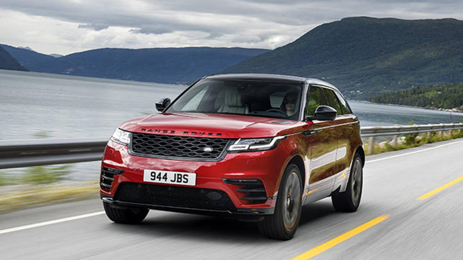 Elegante y sofisticado, así es el nuevo Range Rover Velar