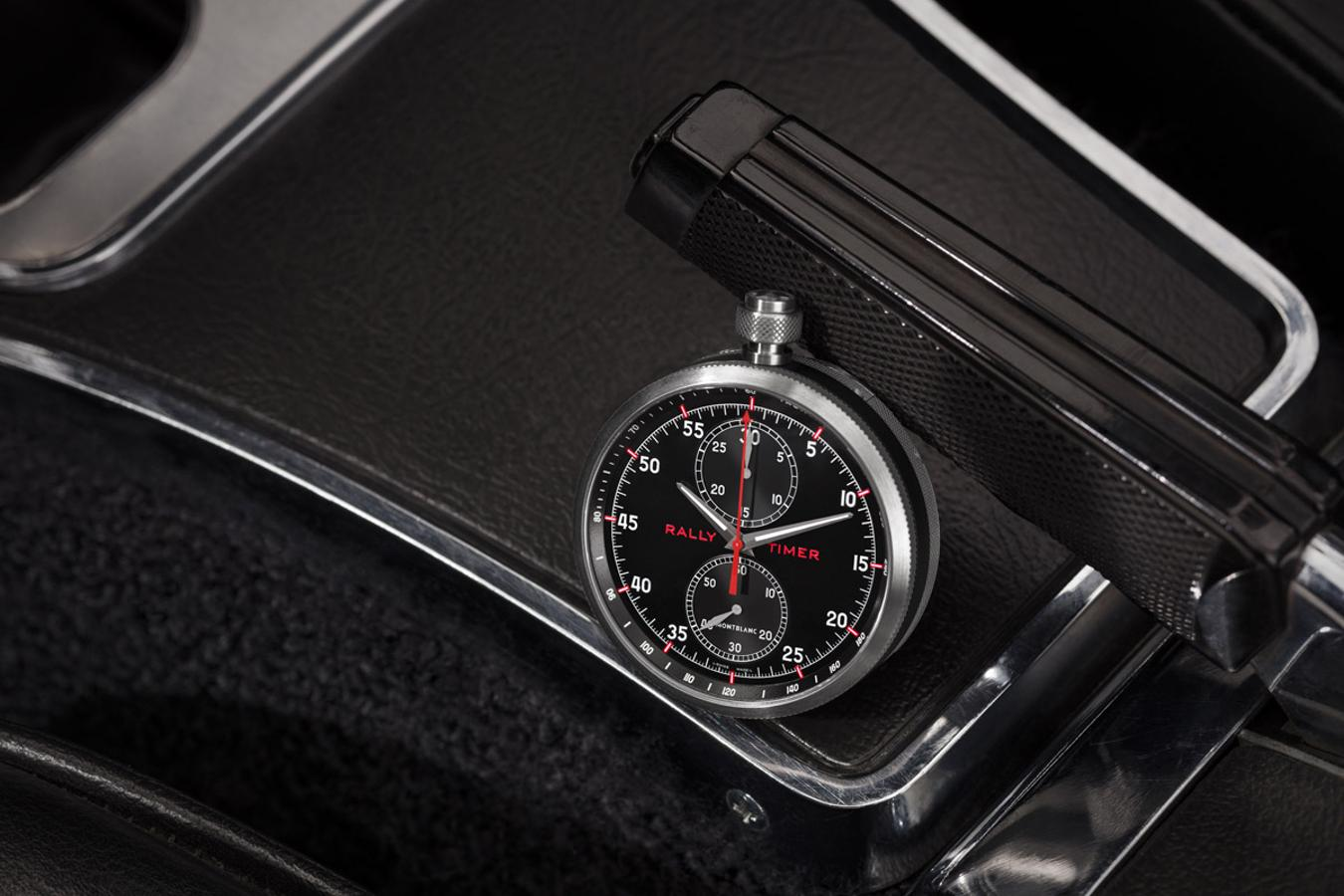 115a2b0dc677 TimeWalker Chronograph Rally Timer Counter Limited Edition 100