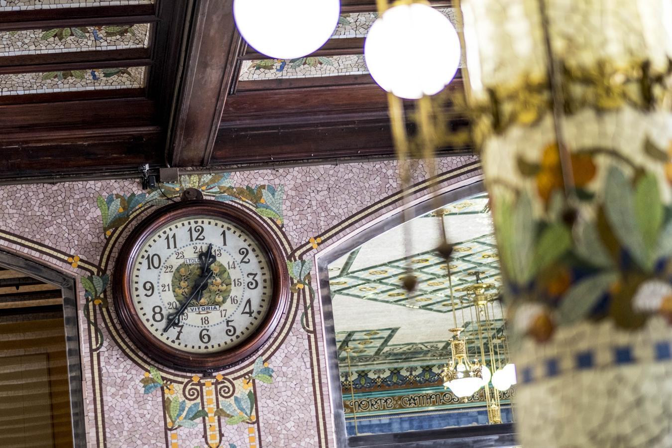 Cien años de la Estación del Norte de Valencia