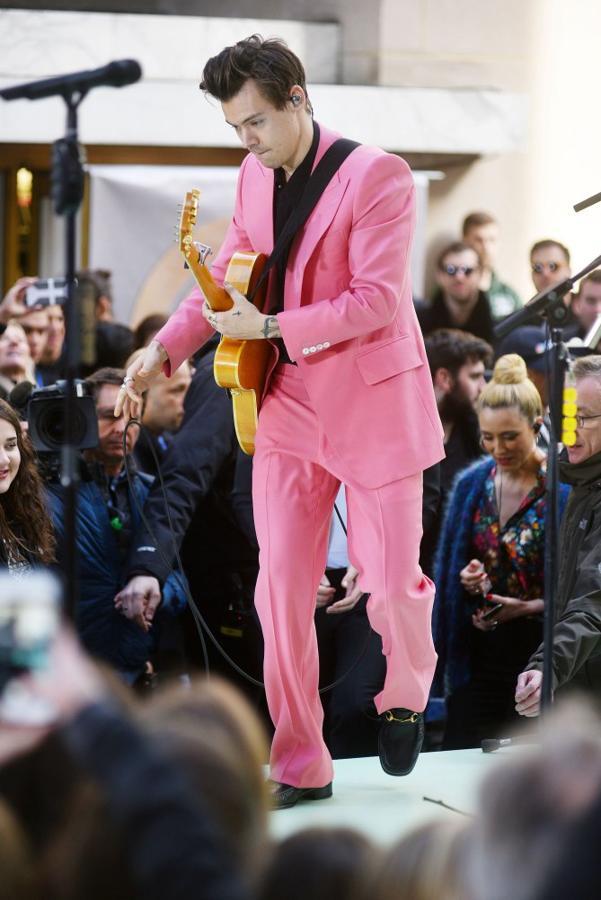Harry Styles en un concierto