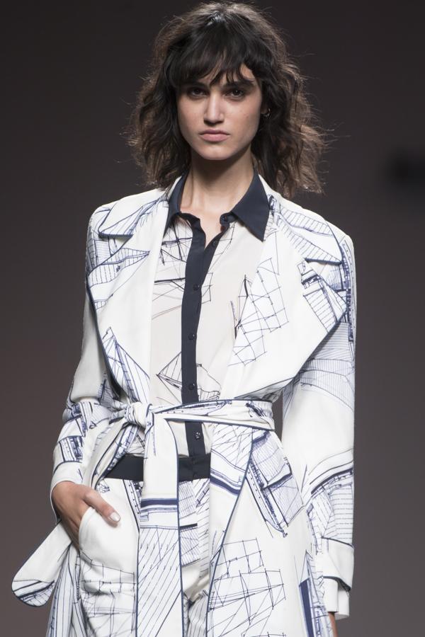 «Outfits» bonitos, elegantes, con un trabajo artesanal detrás en las telas