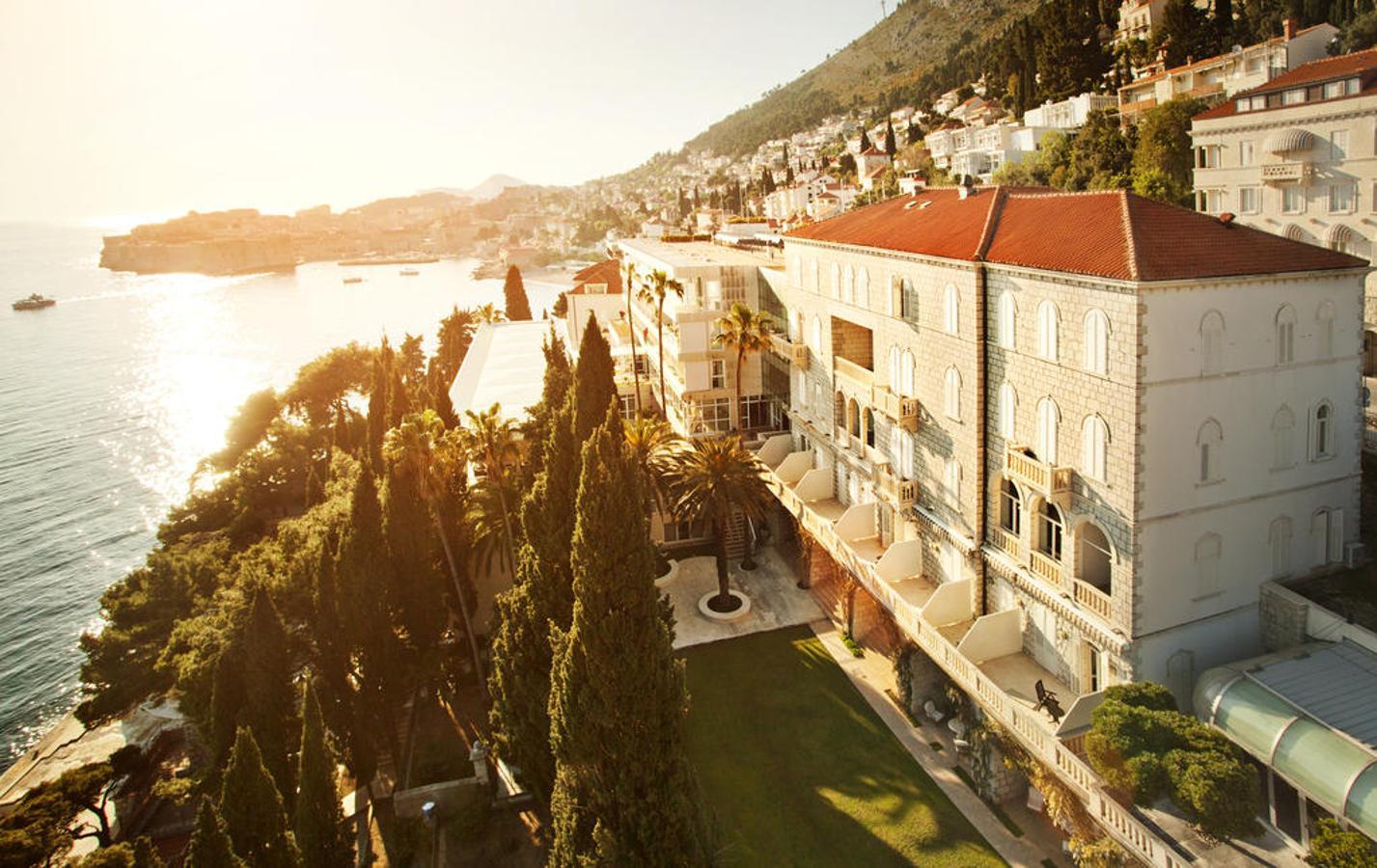 La vuelta a Europa en diez alojamientos de lujo