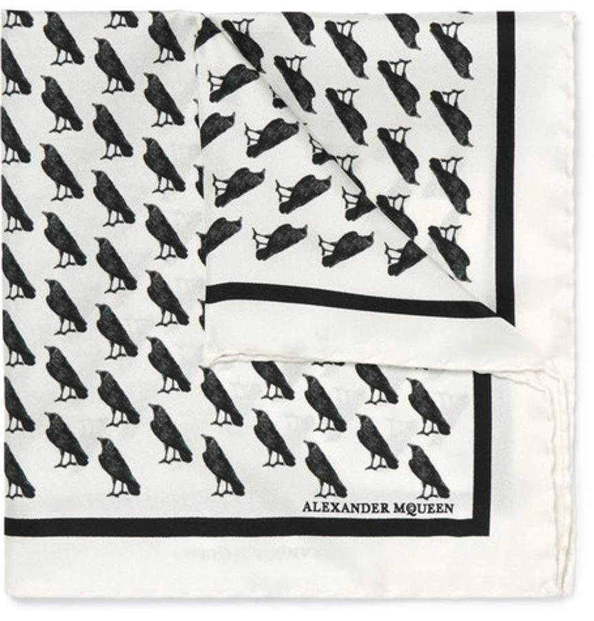 Pañuelo de Alexander McQueen