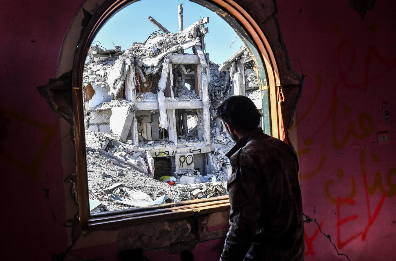 Según ha informado este martes el Observatorio Sirio para los Derechos Humanos (OSDH). Raqqa ha dejado de estar controlado por el Daesh