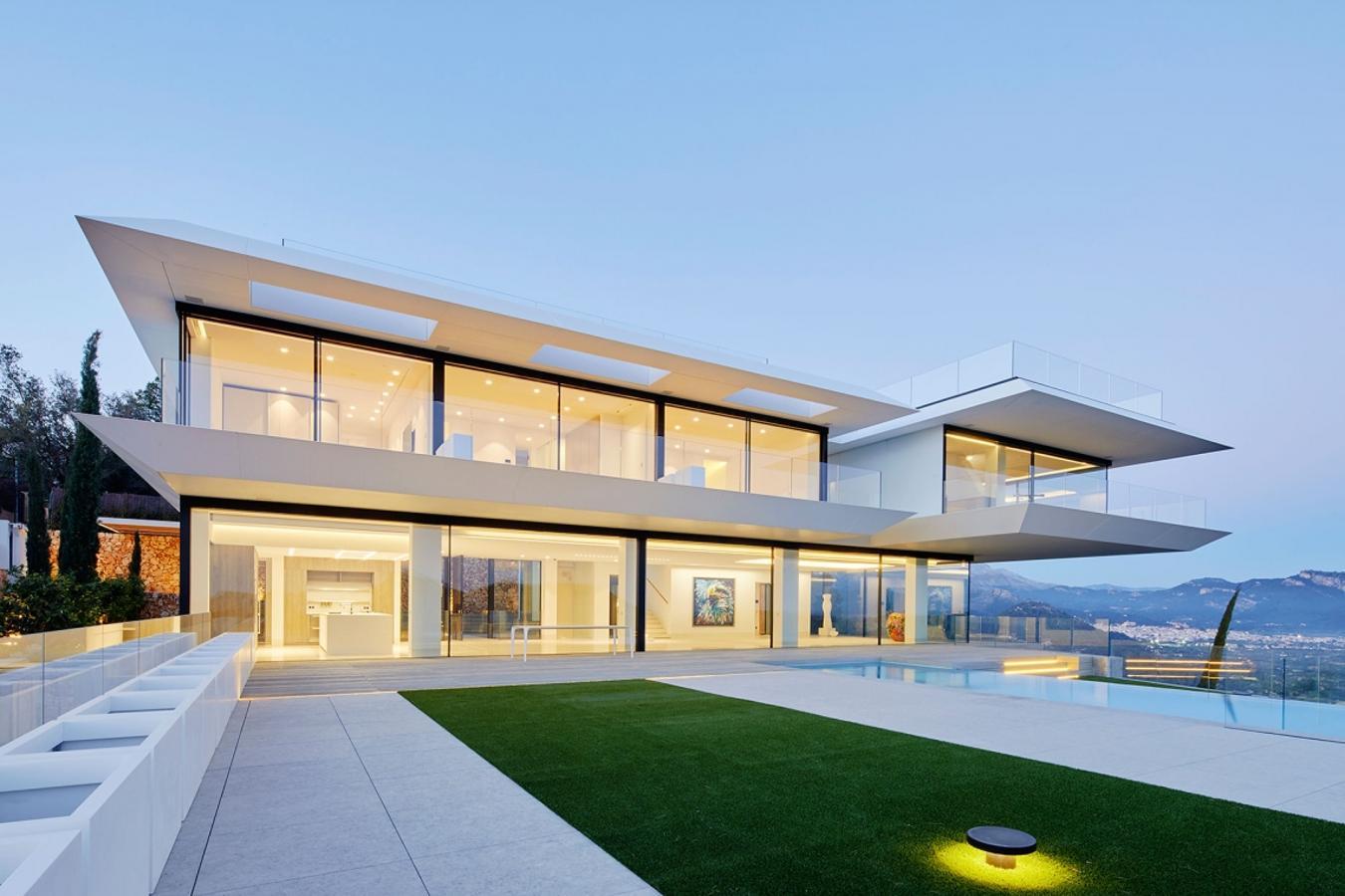 Est en mallorca la mejor casa del mundo - Arquitectos en mallorca ...
