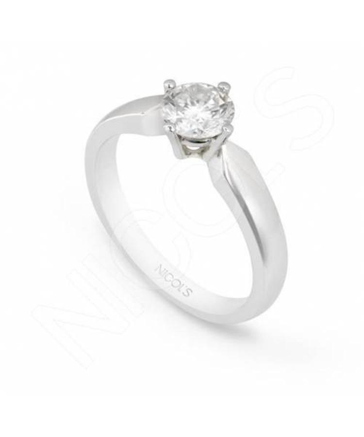 Anillo Marie Twisted