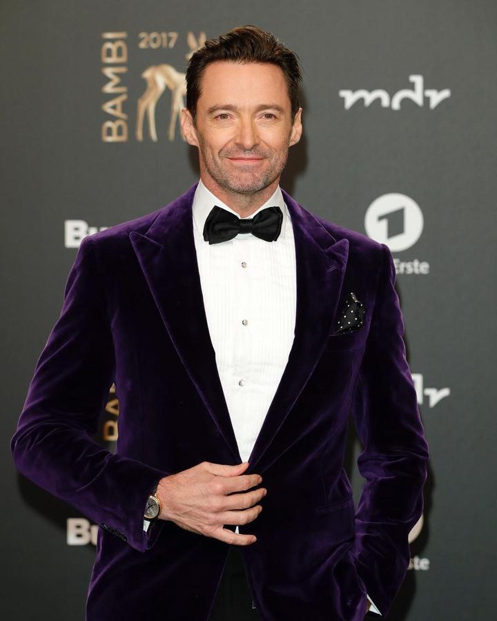 Hugh Jackman y el 'Ultra Violet'