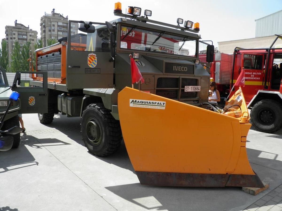 Camión ligero IVECO 7226. Con un motor de 7.990 cc. y 260 CV de potencia