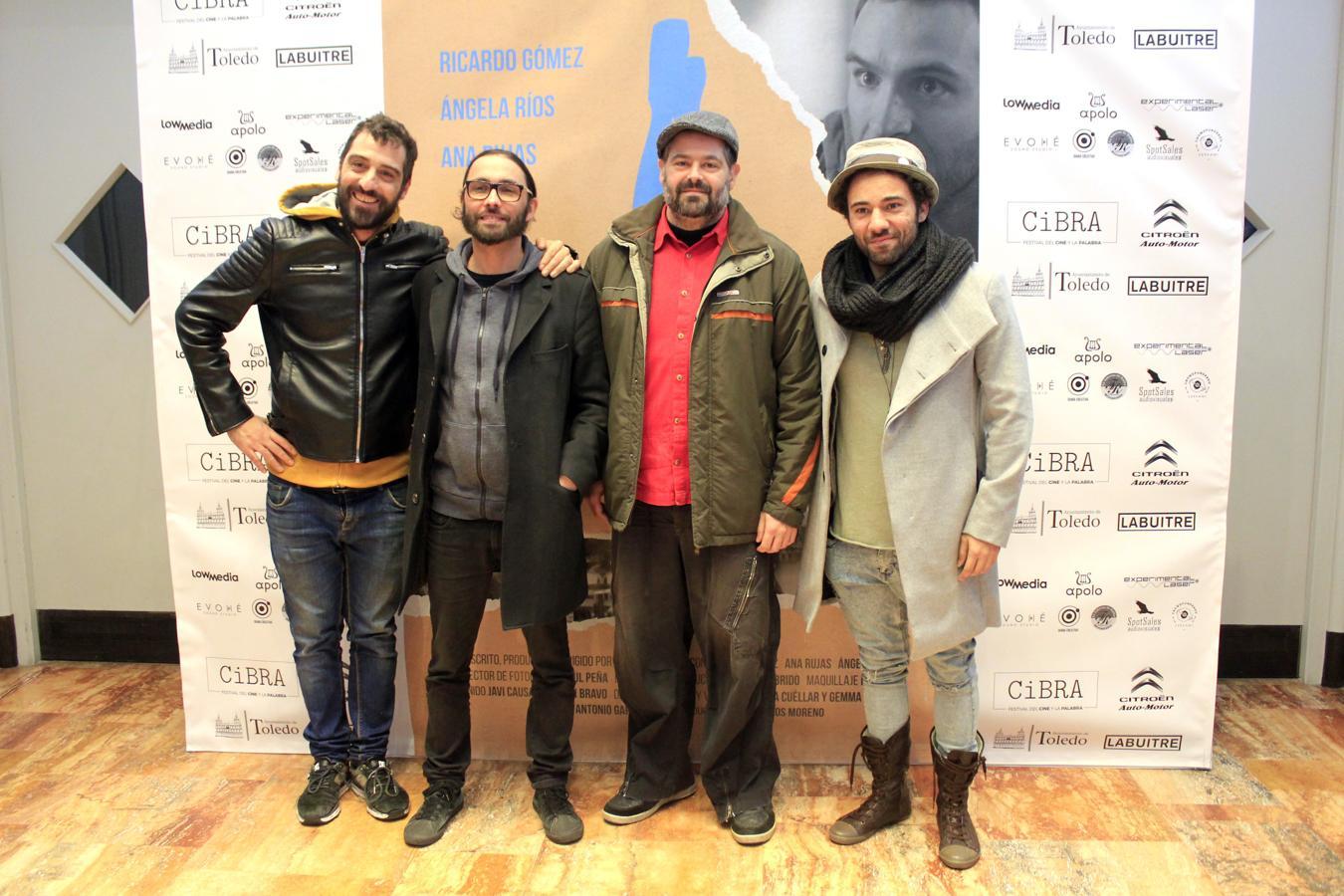 Estreno nacional en Toledo del corto «Alicia», del toledano Enrique Muñoz
