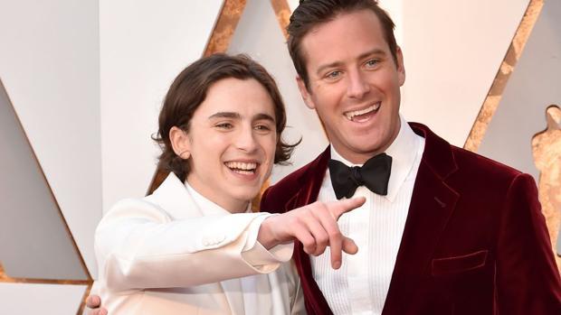 Premios Oscar 2018: Los hombres más elegantes