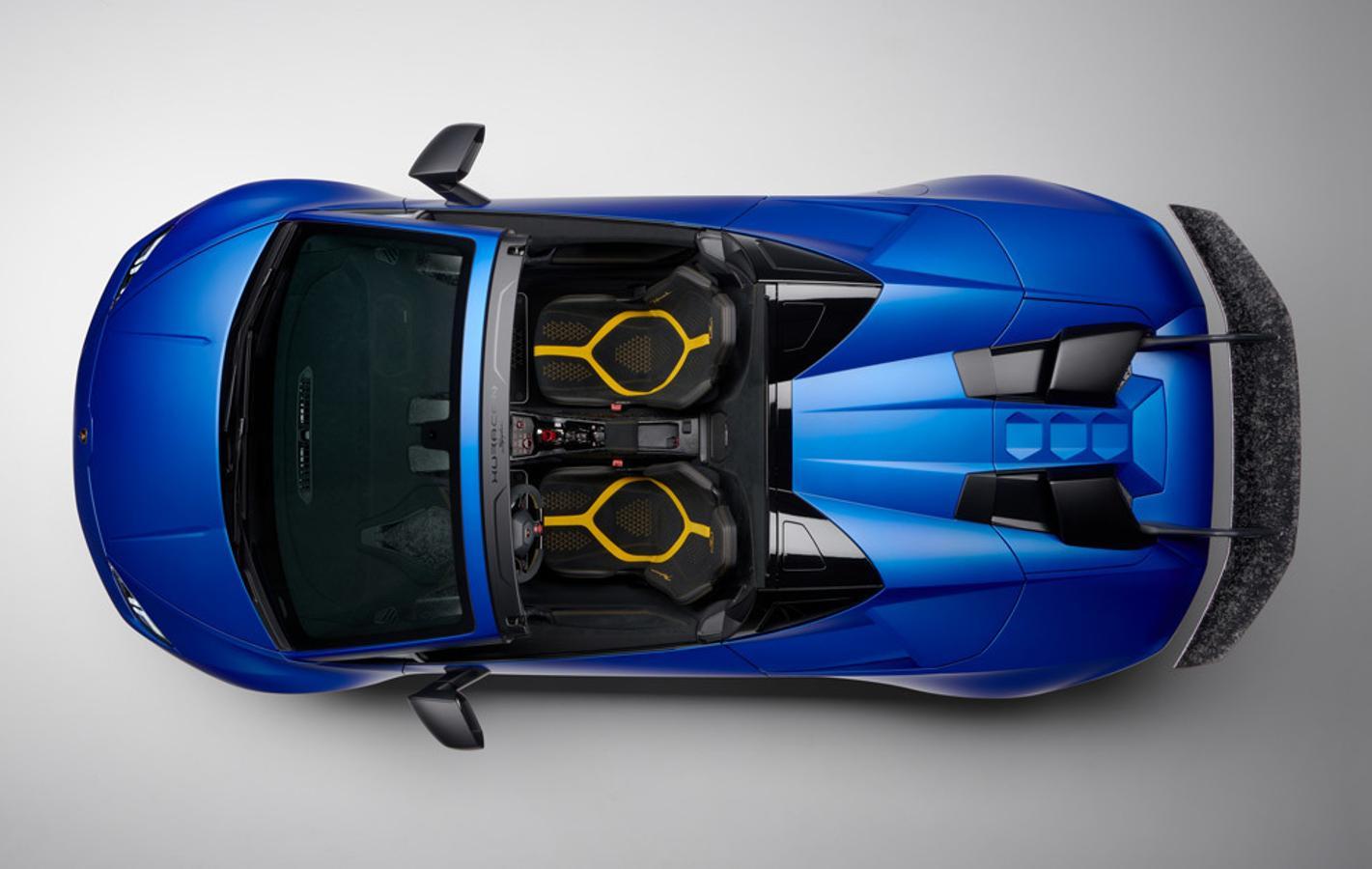 Lamborghini Huracán Spyder Performante