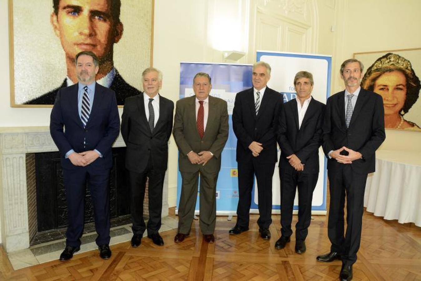 Las mejores imágenes del Foro ABC sobre la inversión en Argentina