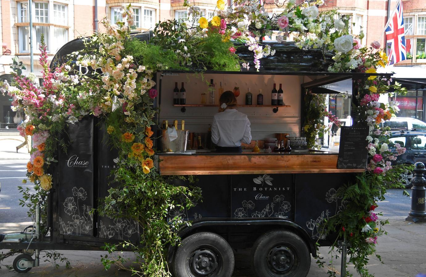 En el «Chelsea Flower Show» se pueden encontrar todo tipo de flores, los más increíbles diseños de jardines, obras de arte florales y otras muchas propuestas