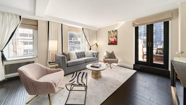 La suite de lujo donde vivieron Marilyn Monroe y Joe DiMaggio