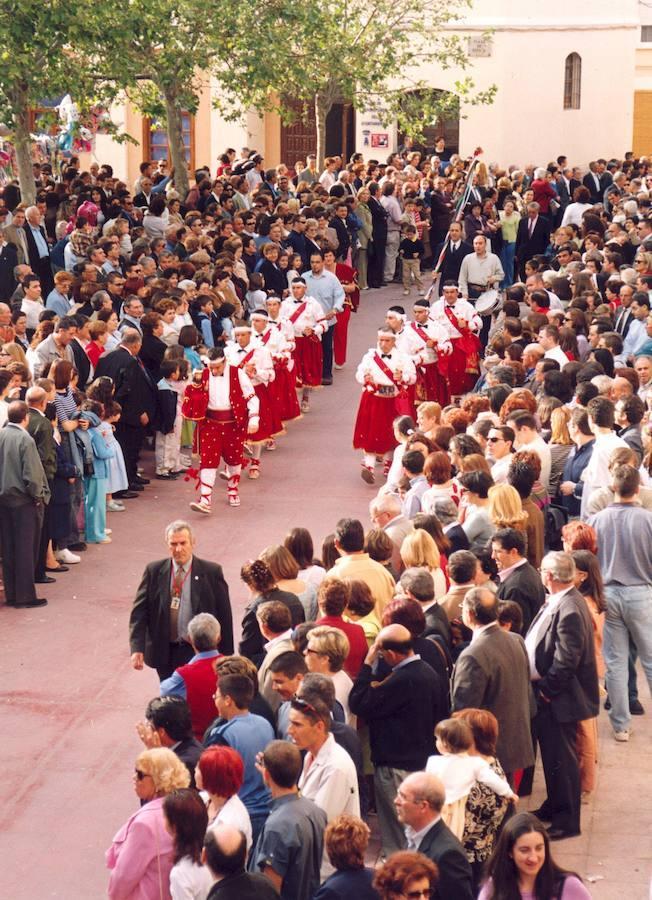 Cristo de la Viga. Villacañas. 2006