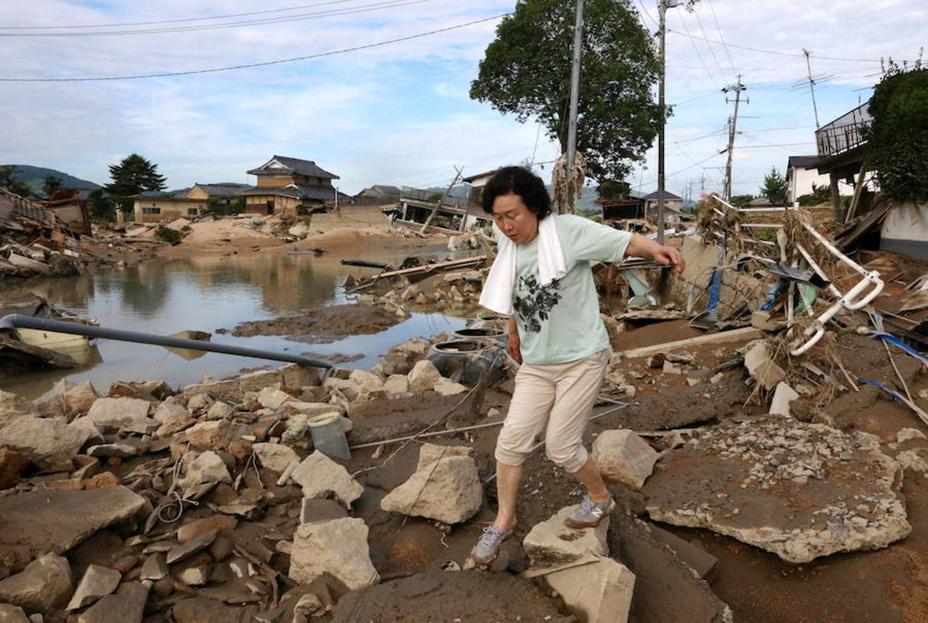 Una de las peores catástrofes naturales de las últimas décadas