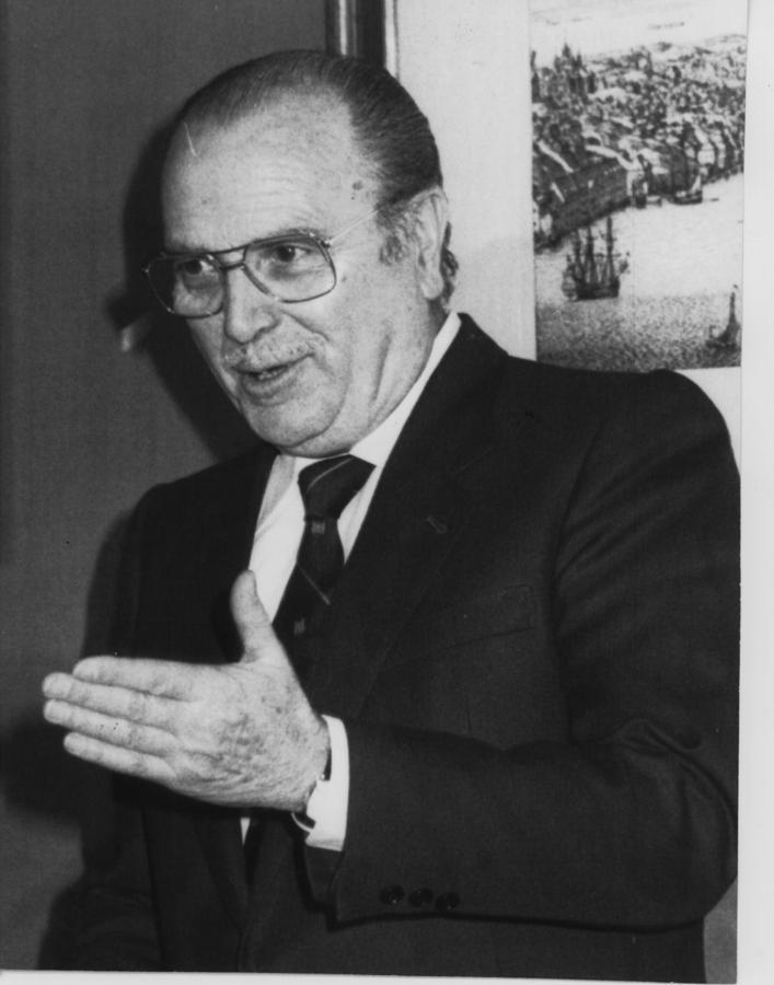Primer presidente de Galicia