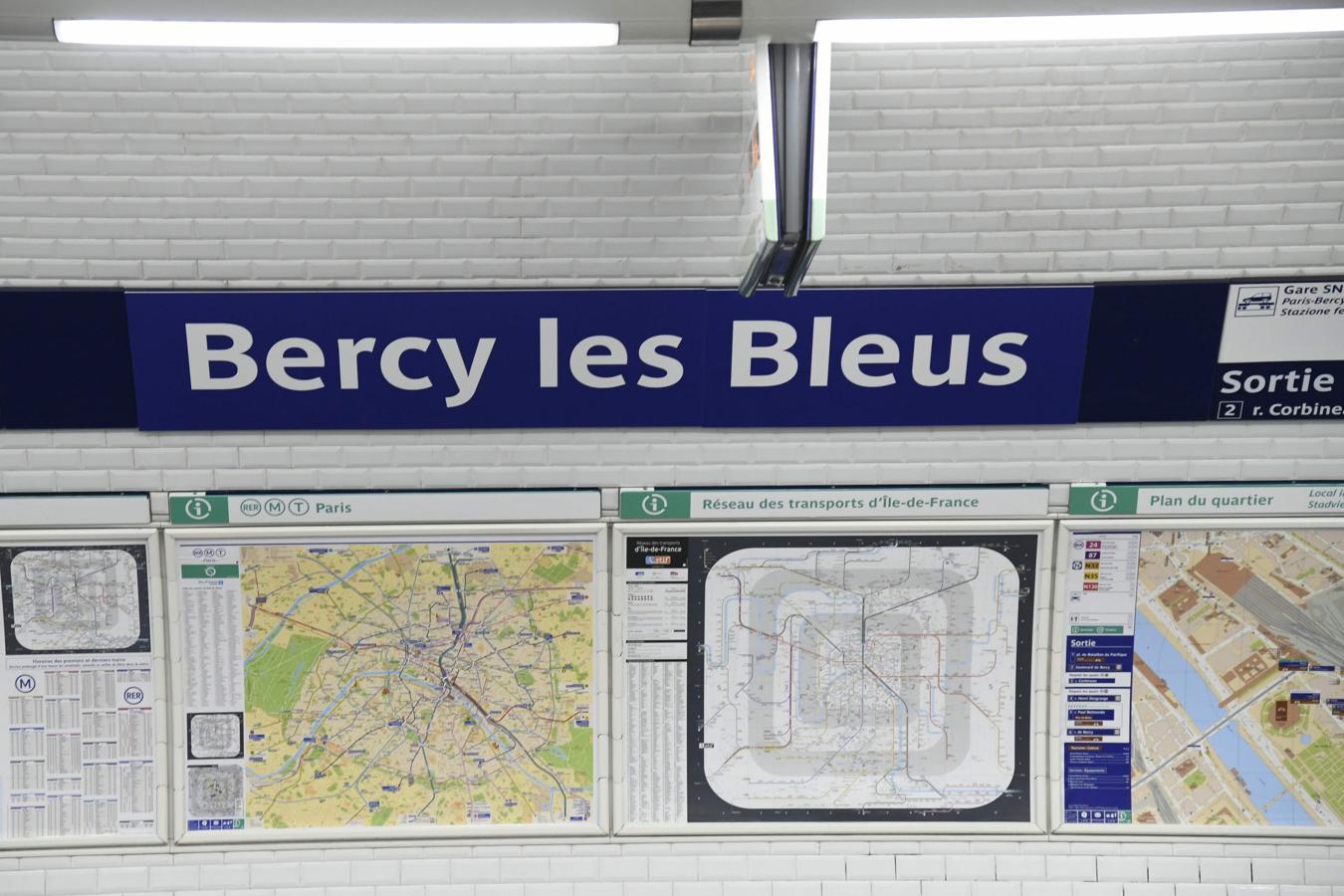 Estación de Bercy