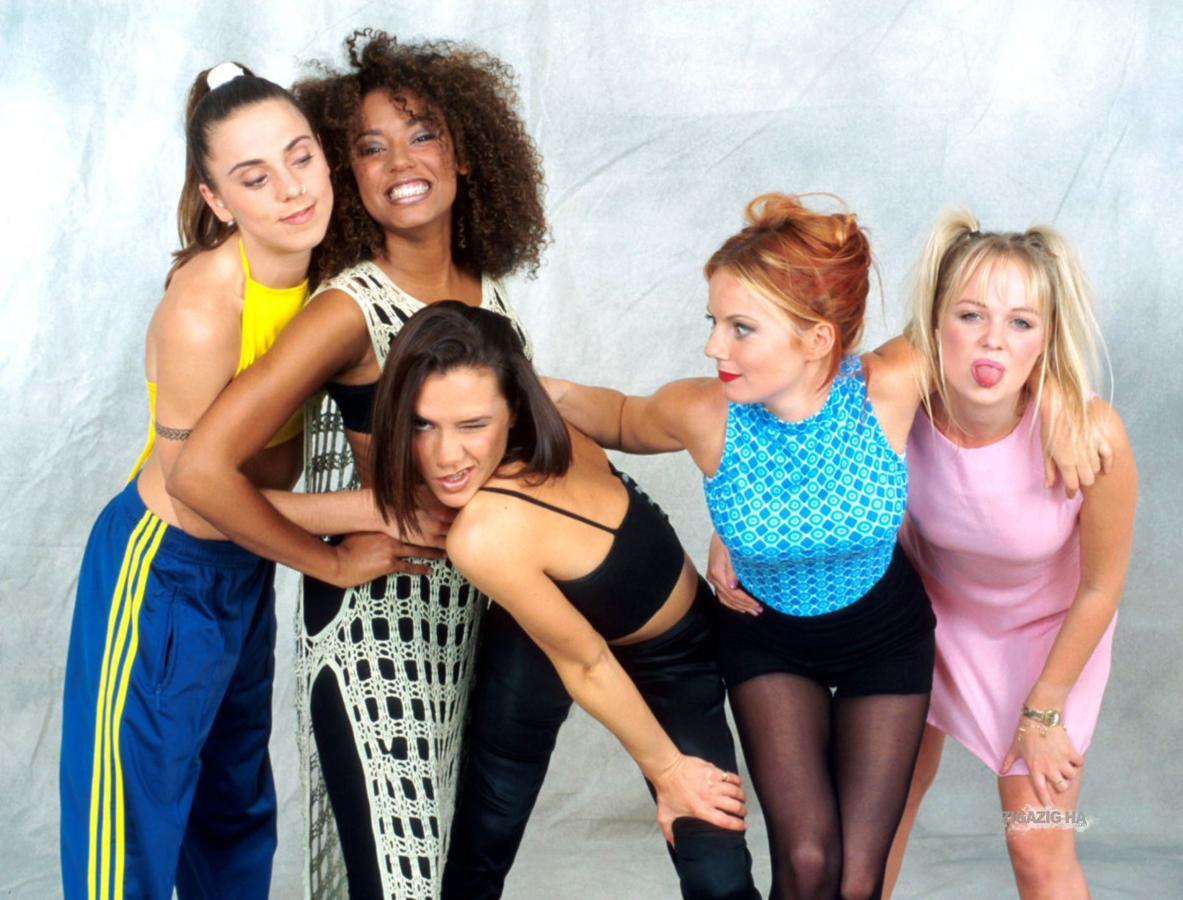 «Spice Girls», las primeras en llevar la tendencia
