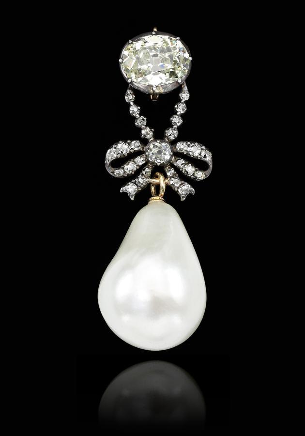 15e912a07ca4 A subasta las joyas secretas de María Antonieta