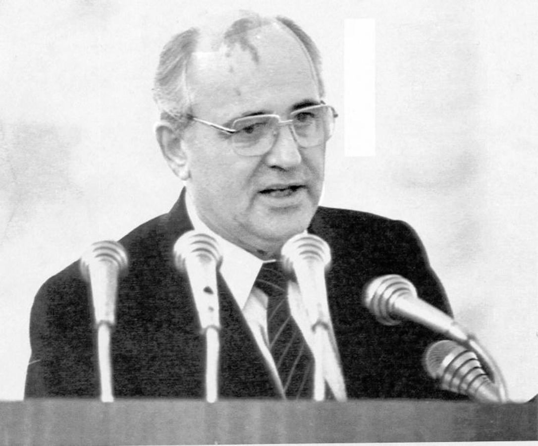 Mijail Gorbachov: el político a quien se le derrumbó la URSS