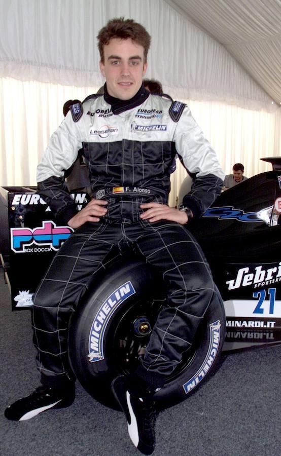 Debut en Minardi