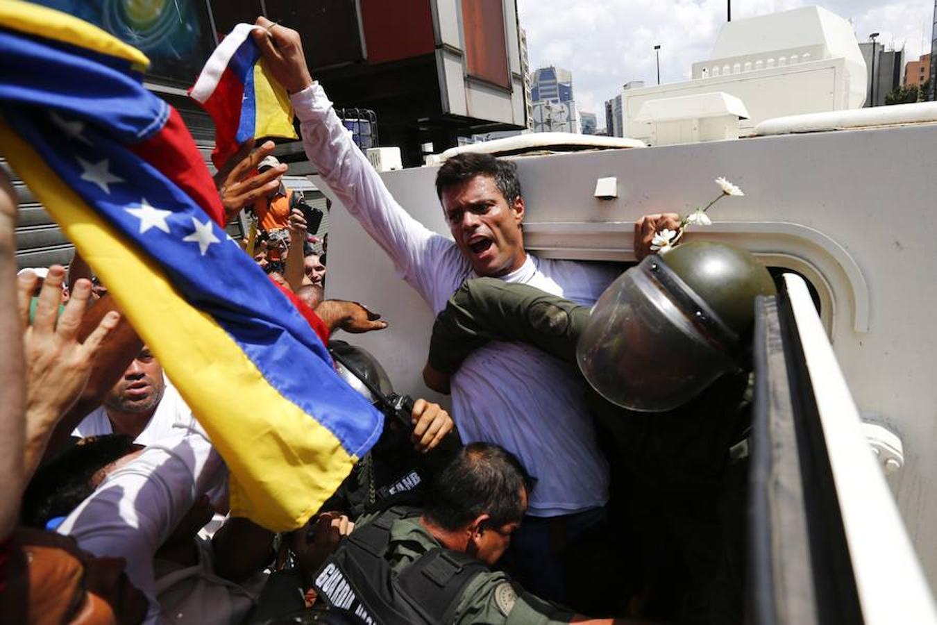 Cinco años de la injusta prisión de Leopoldo López