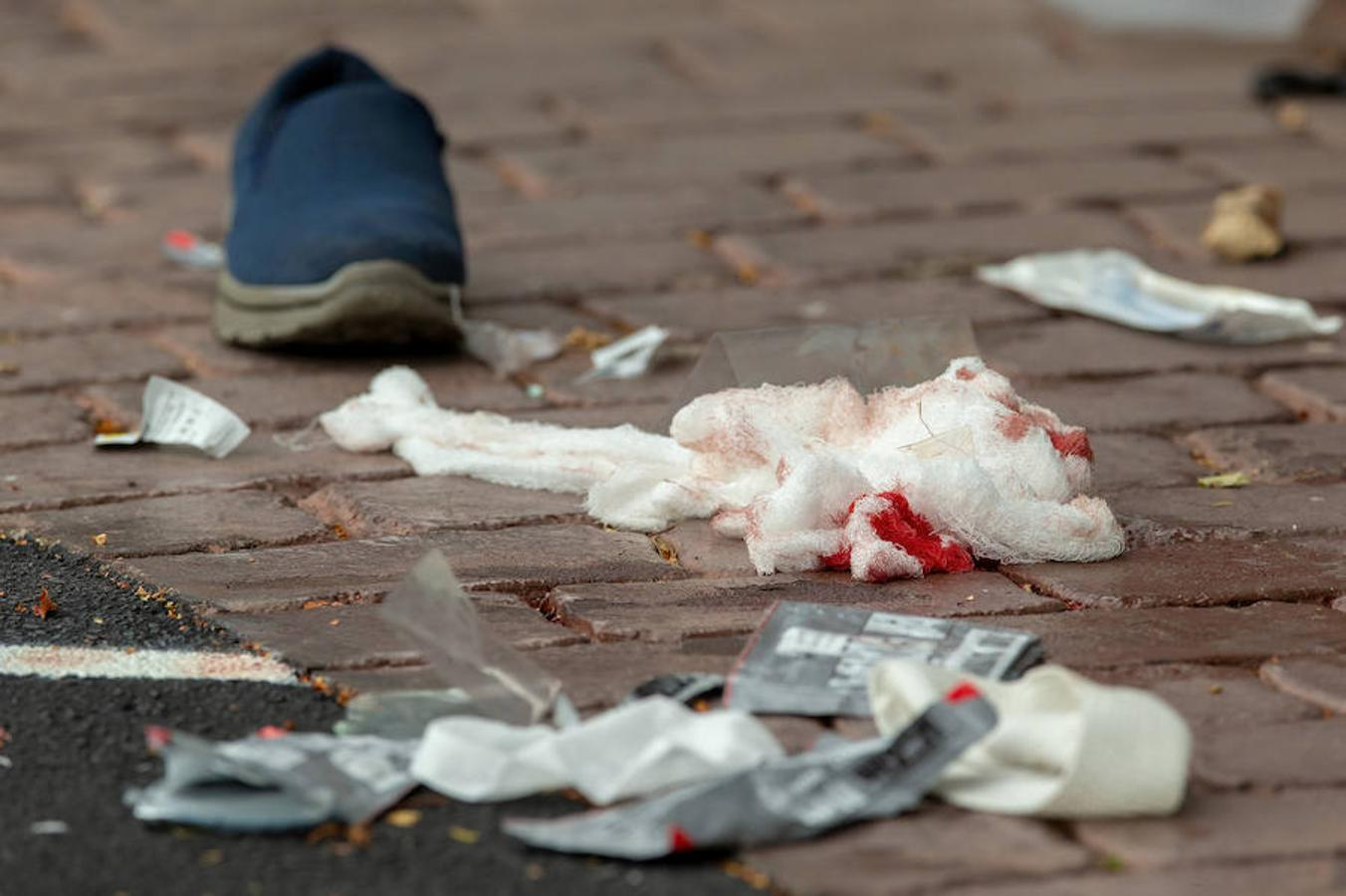 Al menos 49 personas fallecieron en la mezquita de Al Noor y en el Centro Islámico Lindwood