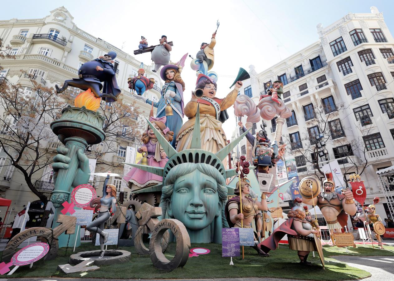 Image result for las fallas de valencia
