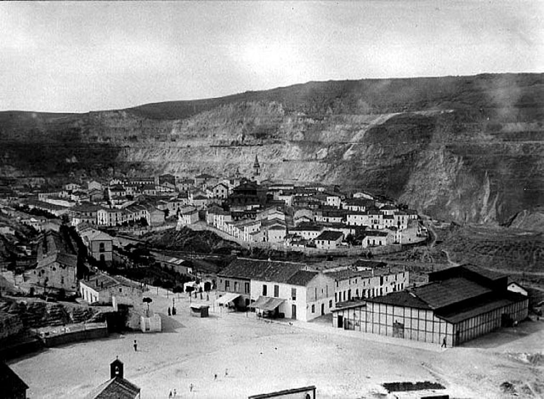 Antiguo poblado de Minas de Riotinto (Foto, elrincondeneftali.mforos.com)