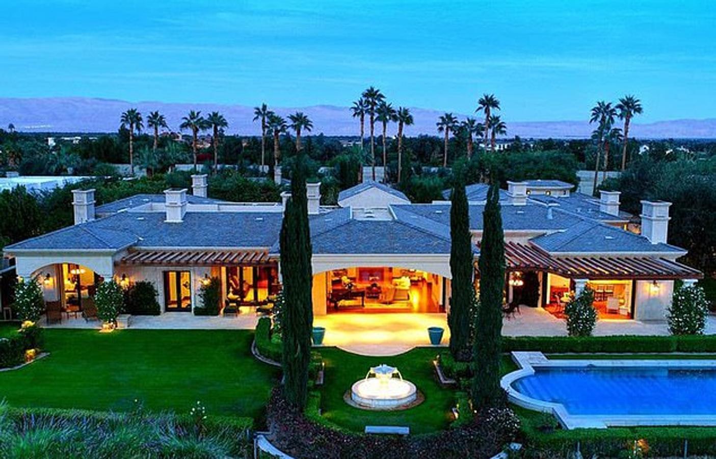 Nueva vivienda de Kim Kardashian y Kanye West