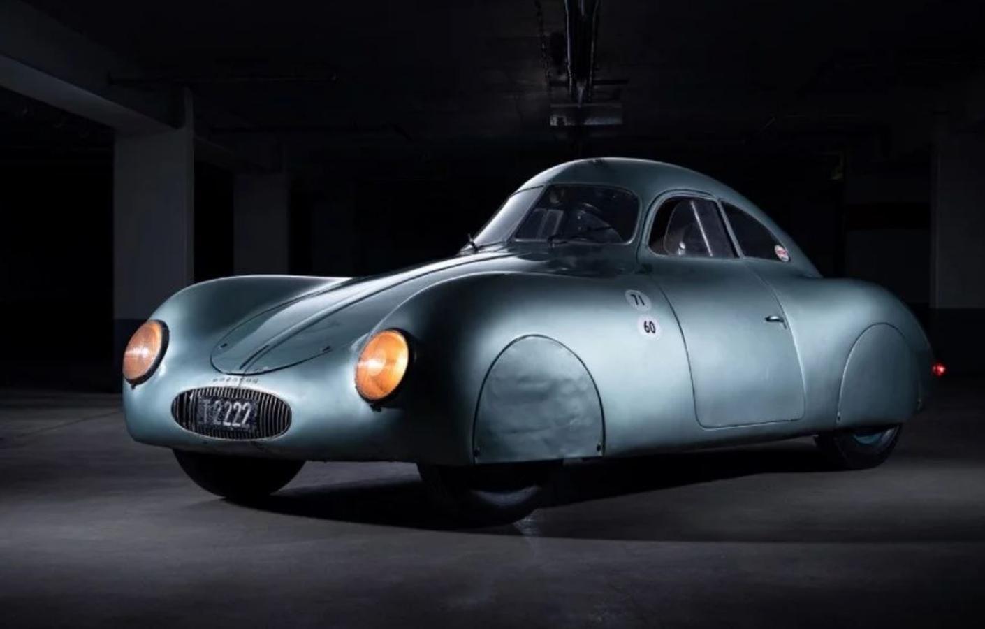 Porsche Type 64 60K10