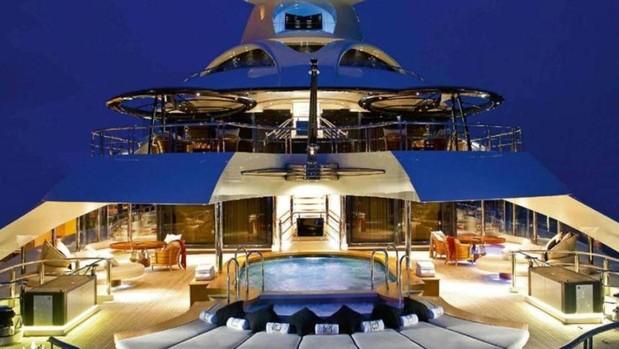 Los yates más lujosos de Ibiza
