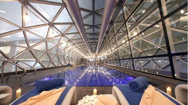 El aeropuerto más lujoso del mundo, al detalle