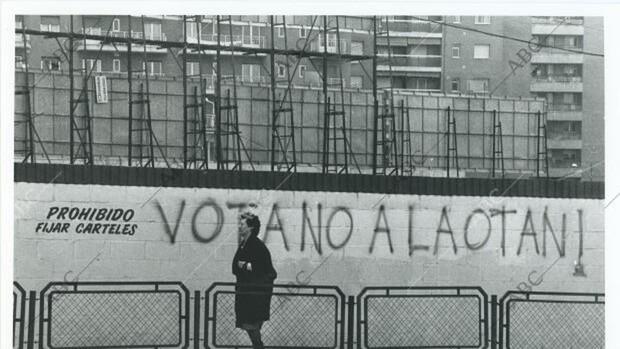 Seguir o no seguir en la OTAN: el referéndum más controvertido