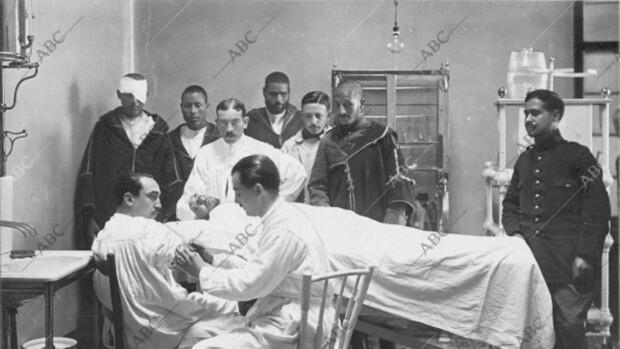 La sanidad un siglo antes del coronavirus