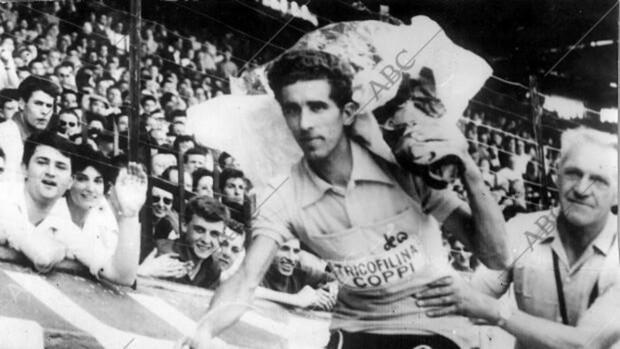 El primer español en ganar el Tour