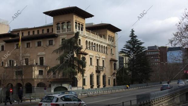 Los últimos palacios de la Castellana