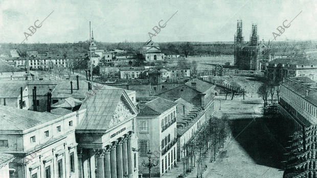 Así era Madrid a finales del siglo XIX