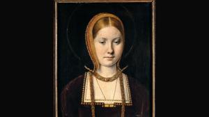 Catalina de Aragón, viuda y atractiva a los 16